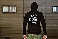 Свитшот с капюшоном ASSC Anti Social Social Club