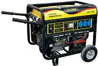 Бензиновый генератор FORTE FG6500EА с блоком автоматики (5,0 кВт)