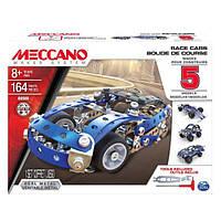 """Конструктор Meccano """"Спортивный автомобиль (5 моделей)"""" (6028434)"""