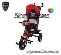 Детский трехколесный велосипед Crosser T-One Air  - Красный