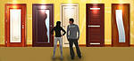 Выбираем двери для спальной комнаты вместе (интересные статьи)