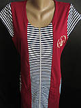 Летние халаты для женщин от производителя., фото 2