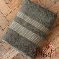 Махровое полотенце 50х90 бамбук/хлопок London CASUAL AVENUE  оливковый