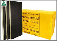 Акустическая минеральная вата AcousticWool Sonet P 50