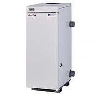 Напольный  газовый котел Атон Atmo-12,5 EB  ( 2х конт ) (дымоходный)