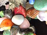 Виноград из натурального камня 25 см. Ассорти (L), фото 4