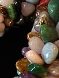 Виноград из натурального камня 25 см. Ассорти (L), фото 5