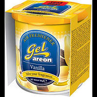 Освежитель воздуха AREON гель Can Vanilla GCK09 (6/12/72) (GCK09 (6/12/72))