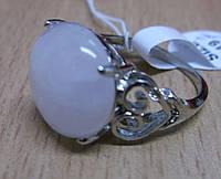 """Кольцо с розовым кварцем  """"Монетный двор""""от Студии LadyStyle.Biz, фото 1"""