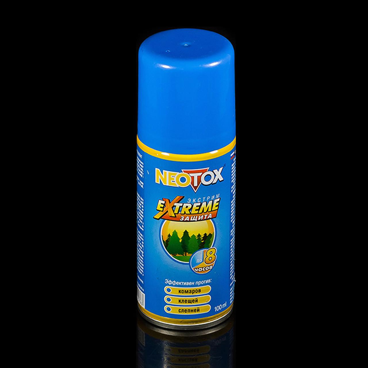 Neotox Extreme Неотокс экстрим аэрозоль, средство от комаров(СпрКомар_Neotox)