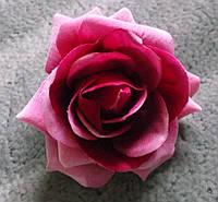 Красивая  роза брошь-заколка от студии LadyStyle.Biz, фото 1