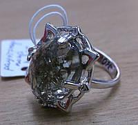Очаровательное кольцо с раухтопазом  19 размера от студии LadyStyle.Biz, фото 1