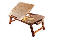 Бамбуковый столик для ноутбука NT 27