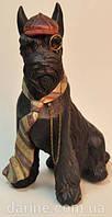 Статуэтка скотч терьер от студии LadyStyle.Biz, фото 1