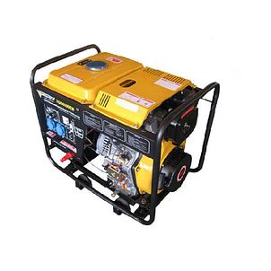 Дизельный генератор FORTE FGD6500E (5,5 кВт), фото 2