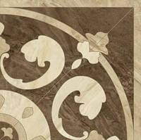 40х40 Керамическая плитка пол Louvre микс