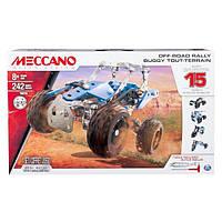 """Конструктор Meccano """"Внедорожник (15 моделей)"""" (6028580)"""