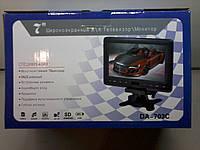 Автомобильный Портативный телевизор DA-703с