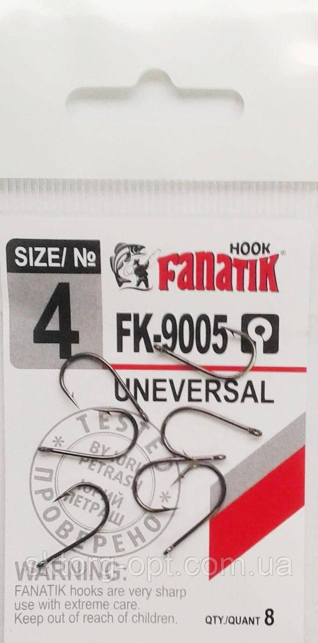 Крючок Fanatik UNEVERSAL FK-9005 №4