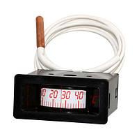 Термометр капиллярный (-40/+40°C) ROF-88 Black