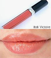 Блеск для губ Christian Dior Rouge Dior Brillant 808 Victoire