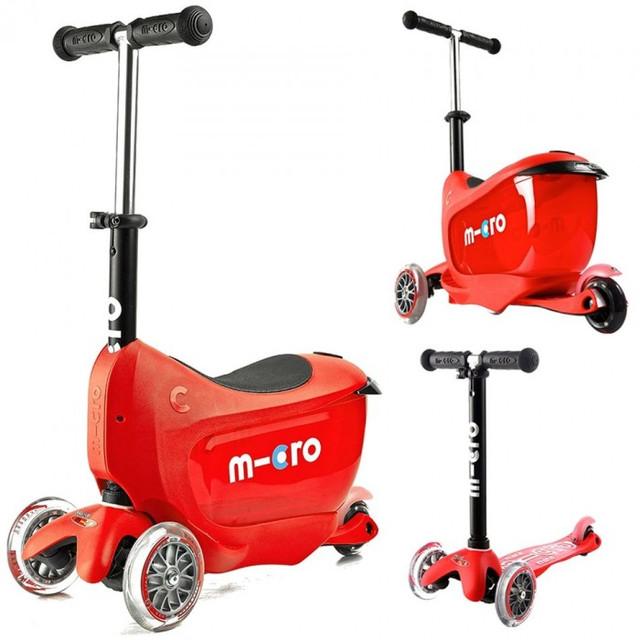 Самокаты Micro Mini2go Deluxe (от 1 до 5 лет)