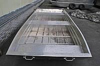 Лодка алюминиевая U4-390