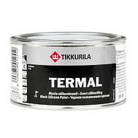 Тиккурила Термал чорна силіконова фарба 0,333л