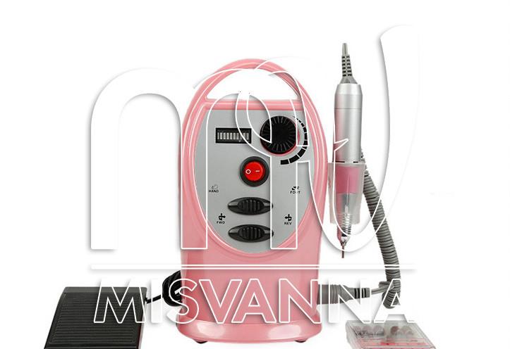 Профессиональный фрезер DM-204 на 65 Вт и 35000 об/мин (pink)