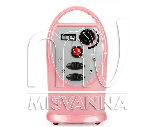 Профессиональный фрезер DM-204 на 65 Вт и 35000 об/мин (pink), фото 2