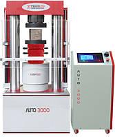 Пресс для испытаний на сжатие 3000 кН, Стандарт ASTM