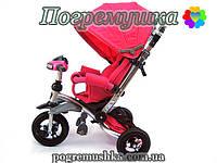 Детский трехколесный велосипед Crosser T 350 - Розовый