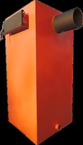 Твердотопливный котел длительного горения ЕКОТ УНИ 12-20 квт, фото 2