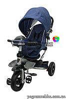 Детский трехколесный велосипед Crosser T 350 - Синий