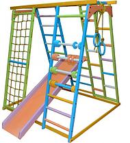 Детский спортивно-игровой комплекс «Непоседа Веселый Дракоша»