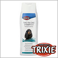 TRIXIE шампунь+кондиционер для собак, 250мл
