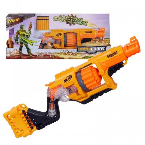 Бластер Нерф детское оружие Думлэндс Законник NERF DOOMLANDS LAWBRINGER  B3189