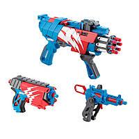 Бластер детское оружие набор бластеров с аксессуарами Mattel BOOMco BCR97