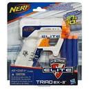 Бластер Элит Триад детское оружие Nerf N-Strike Elite Triad EX-3 Blaster Hasbro A1690, фото 3
