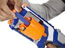 Бластер Нерф детское оружие Элит Стронгарм Nerf 36033, фото 4