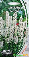 Насіння квітів Ліатріс білий (Насіння)