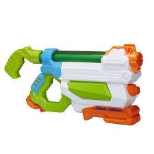 Бластер Нерф водяной детское оружие Супер Сокер Потоп NERF A9466