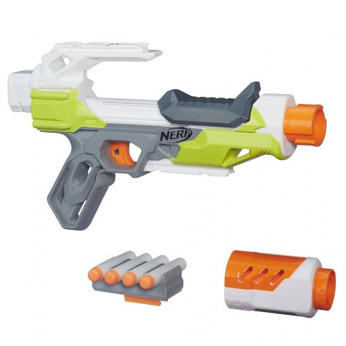 Бластер Нерф детское оружие Модулус ЙонФайр Nerf Hasbro  B4618