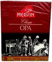 Чай черный Мервин Mervin ОПА 250 гр  100