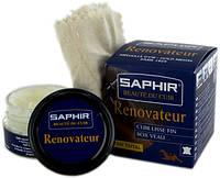 Наглядные советы по уходу за обувью с косметикой фирмы Saphir (видео)