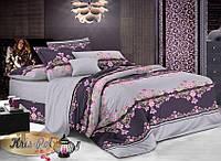 Комплект постельного белья двухспальный 180х220, (3022) Ранфорс