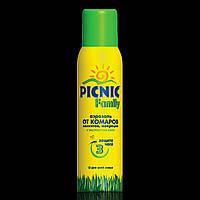 Пикник Picnic Family Аэрозоль средство от комаров 3 ч.