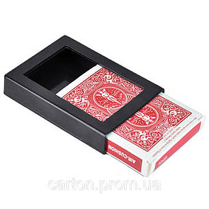 Реквізит для фокусів | Чарівний футляр (Card Box Vanish), фото 2