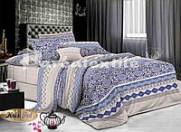 Комплект постельного белья двухспальный 180х220, (3025) Ранфорс
