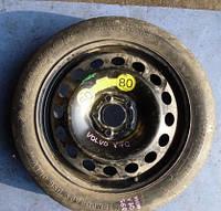 Диск запасного колеса (докатка) 125/80 R17 VolvoV70 II2000-200730666380, 9209872, 99M, 5x108